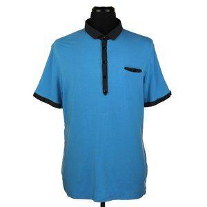 Men's Lululemon Short Sleeve Golf Polo Shirt 2XL
